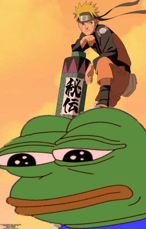 Naruto Frog Pepe Database